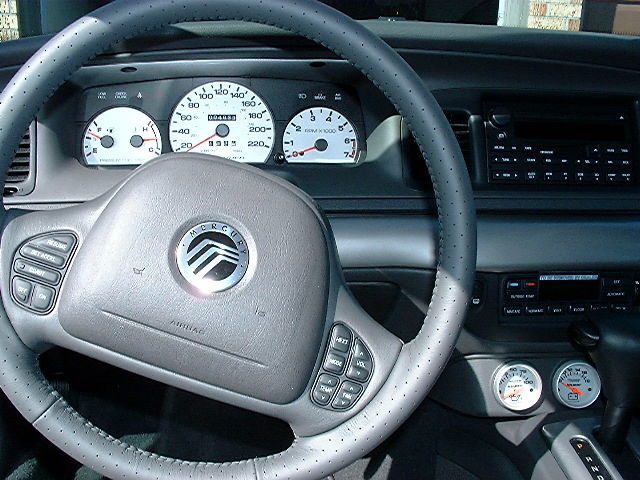 Delightful 2003 Mercury Marauder   The Interior Ideas